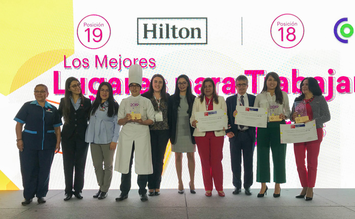 19 hilton great places for women gptw 2019
