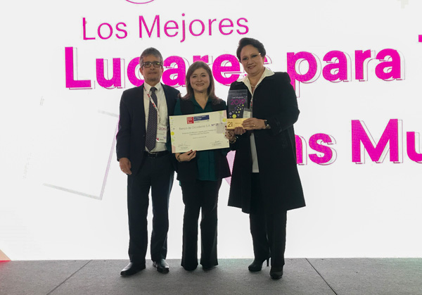 21 Banco occidente great places for women gptw 2019